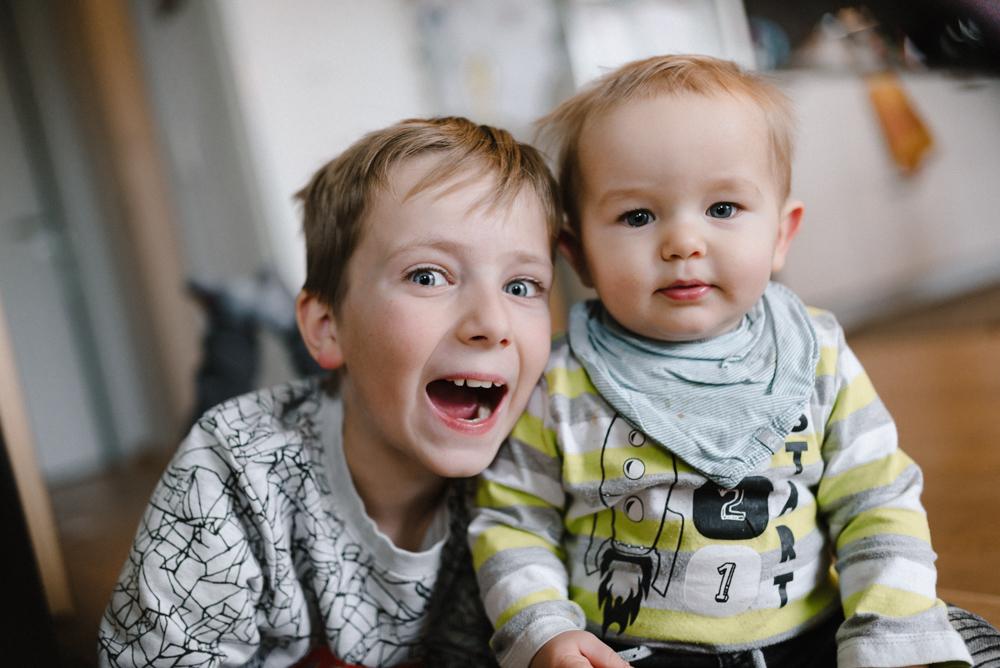 Geschwister, Familienfotografie